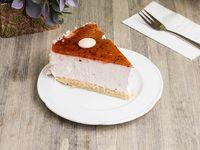 Torta de yogur (porción)