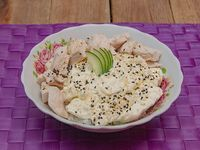 Ensalada chicken mix phila