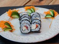 Maki chicken tomato roll (10 unidades)