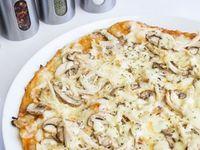Pizza Clásica Pollo Champiñón