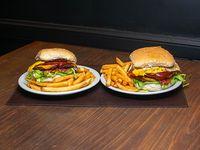 Promo - Burger x 2 American style