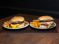 Promo - Burger x 2