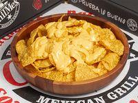 Nachos (marca de calidad) con queso