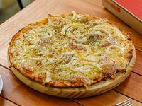 Pizza fugazza con mozzarella (32 cm)