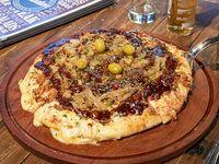 Pizza Barbakoa