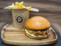 Hamburguesa by Pepper's