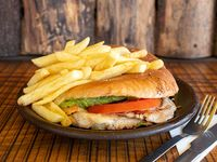Sándwich premium Mata el Hambre