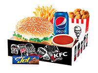 Big Box Burger.