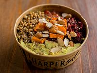 Ensalada veggie bowl