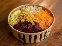 Ensalada bowl norteño