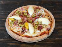 Pizza del maestro (personal)