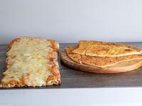 Promo - 1/2 metro muzzarela + 2 fainá