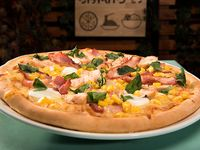 Arma Tu Pizza  Vegetariana