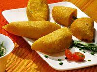 Porción de Empanadas Vegetarianas