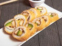 28 - Chicken champi hot roll (10 piezas)