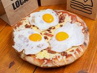 Pizzeta plancha (32 cm)