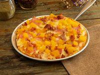 Pizza Mediana Hawaiana y Tocineta