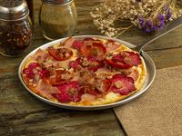 Pizza Especial Mediana Carnes y Tocineta