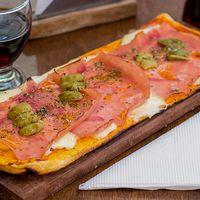 Pizzeta especial