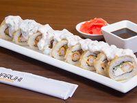 107 - Ceviche roll