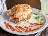 Burger Mercedes Sosa