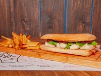 Sándwich de jamón crudo Byra