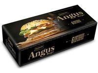 Hamburguesas Conaprole Angus 6U 100g