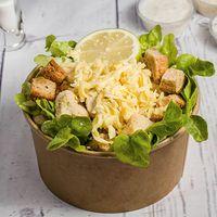 Salad con César