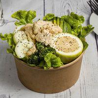 Salad con verdes