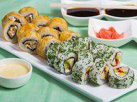 Promo  – Inka Food  (20 piezas vegetarianas)