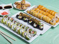 Promo –  Inka Food (75 piezas mix)