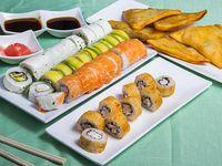 Promo – Inka Food  (45 piezas vip) + bebida 1.5 L