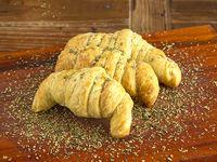 Croissants de Jamón y Queso - Francés