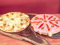 Promo - Pizza mozzarella + pizza especial