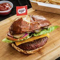 Burger veggie beyond