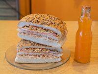 Promo - Sándwich BBQ + Gaseosa 237 ml