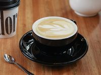 Café capuchino 10 oz
