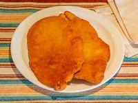 Milanesa de pollo2unidades