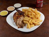 Promo de pollo 4 - Individual