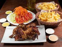 Promo de pollo  1  - Familiar (para 4 personas)