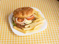 Combo Hamburguesa 2