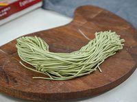 Tallarines de espinaca gruesos 250g