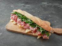 Sándwich el gran francés