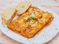 Canelones de Pollo en Salsa Napolitana X 3