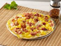 Pizza Especial Ejecutiva Hawaiana con Tocineta