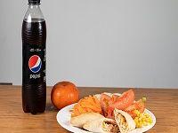 Promo - 2 Empanadas con ensalada y bebida 500 ml