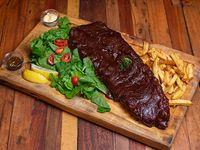 Tabla de barbecue ribs (para 4 personas)