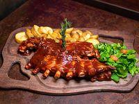 Tabla de barbecue ribs (para 2 personas)