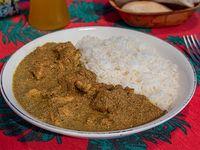 Curry indio clásico