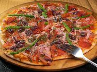 Pizza mediterránea (32 cm)